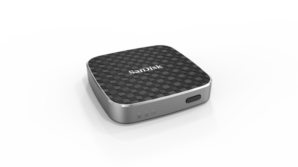 Connect Wireless Media Drive