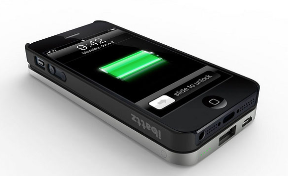 best loved f4fba 501e6 Review: Best battery cases for the iPhone 5 | Macworld