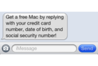 How to report iMessage spam to Apple