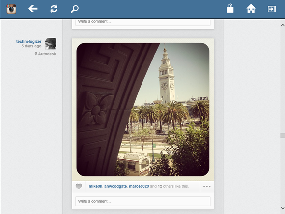 Review: Instagram Explorer puts Instagram on display in ...