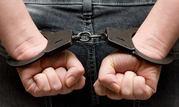 Jail, prison, arrested