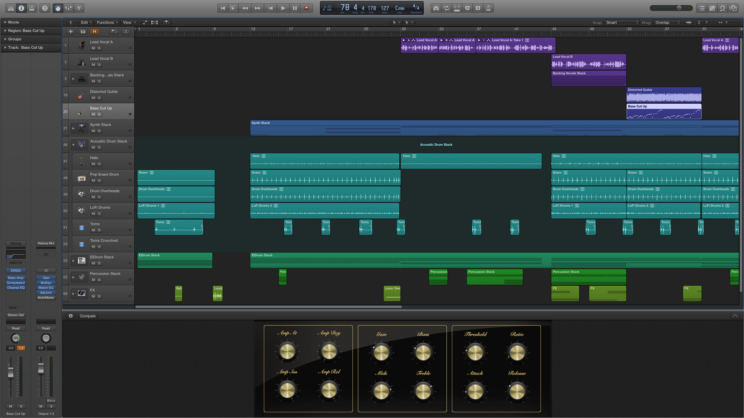 Review: Logic Pro X loses none of its power, gains great new