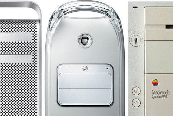 Apple Power Macs and Mac Pro