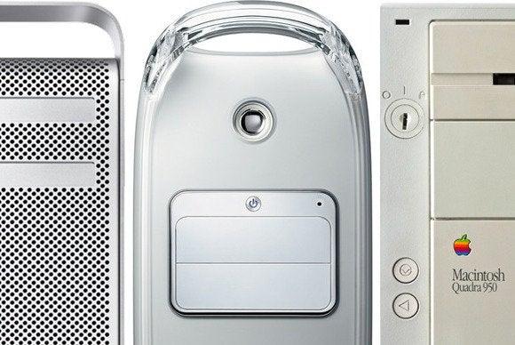 Apple Power Macs and Mac Pro