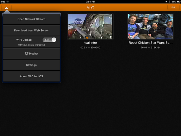 Hands-on: VLC, the prodigal media player, returns to iOS | Macworld