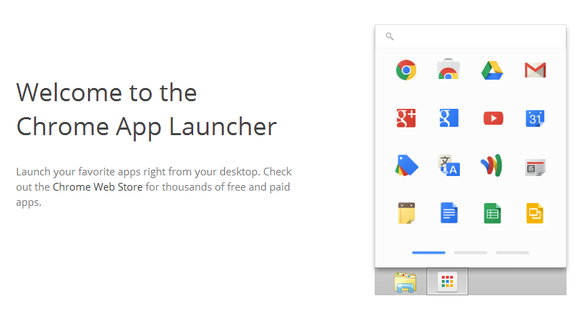 The new Chrome App Launcher: Google's backdoor into the