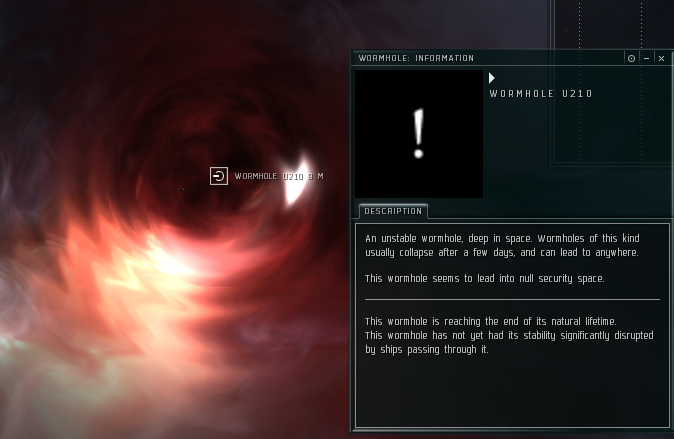 Into the Wormhole: An afternoon with EVE Online's least understood