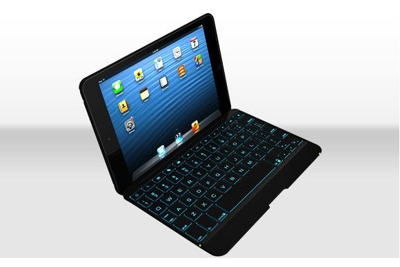 los angeles 79cd1 daae0 Review: ZaggKeys keyboard cases for iPad mini offer easier typing ...