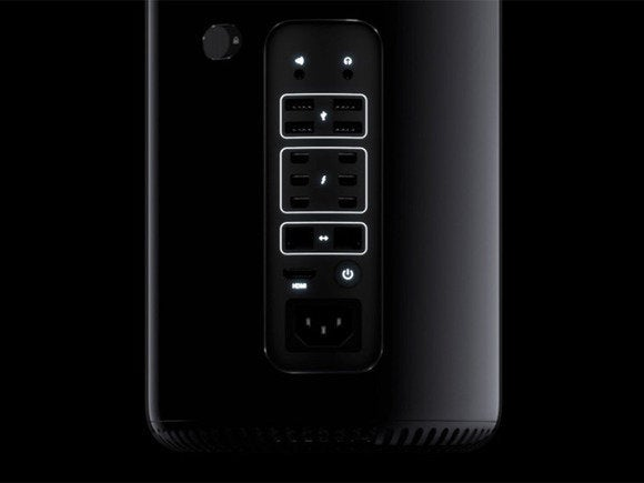 Thunderbolt on the Mac Pro 2013