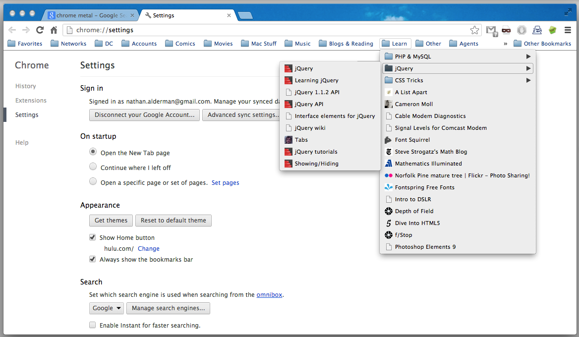 Chrome for Mac review: When speed is all you care about in a browser