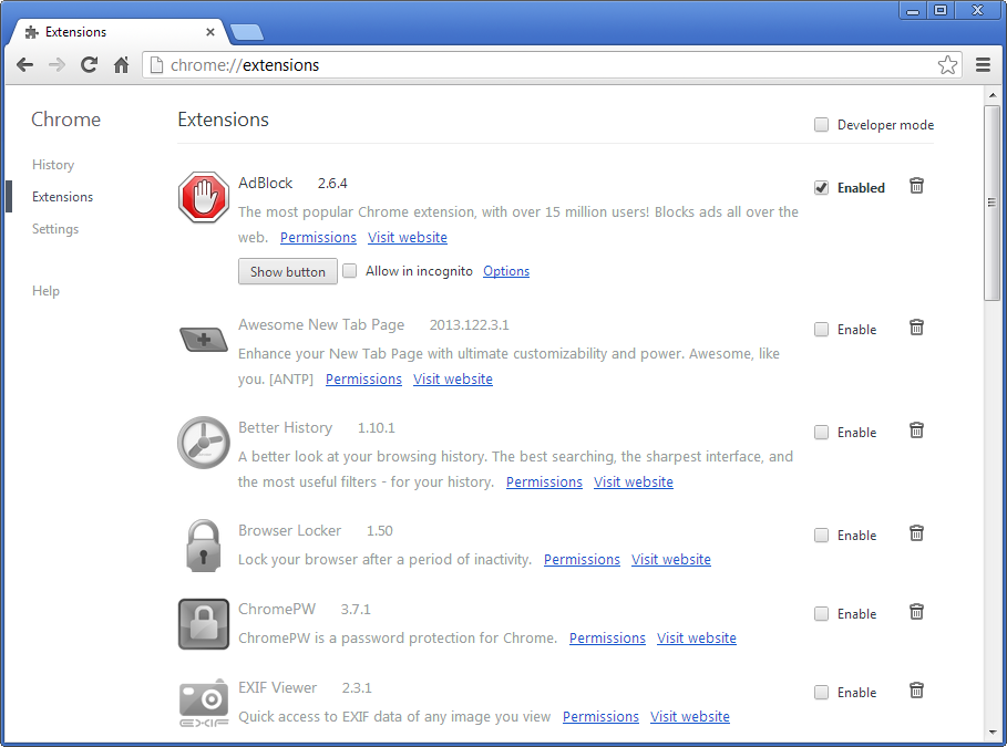 Malicious browser extensions pose a serious threat and