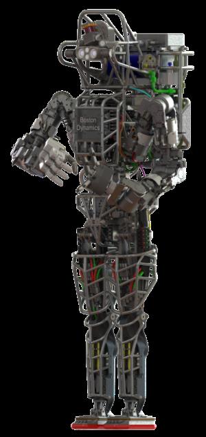 DARPA-Atlas robot