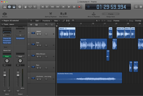 Logic Pro X The Right Tool For Podcasters Macworld