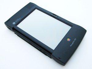 Bild zu «20 Jahre Newton MessagePad»
