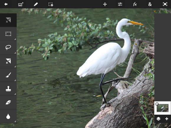 Review: Photoshop Touch brings hardcore image editing to iOS