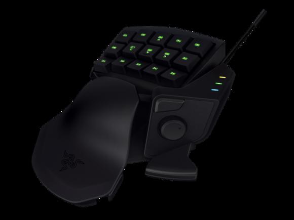 Razer Tartarus Review: Half a keyboard for the exact same price