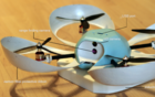 Spiri is a flying robotic development platform for your dreams of global domination