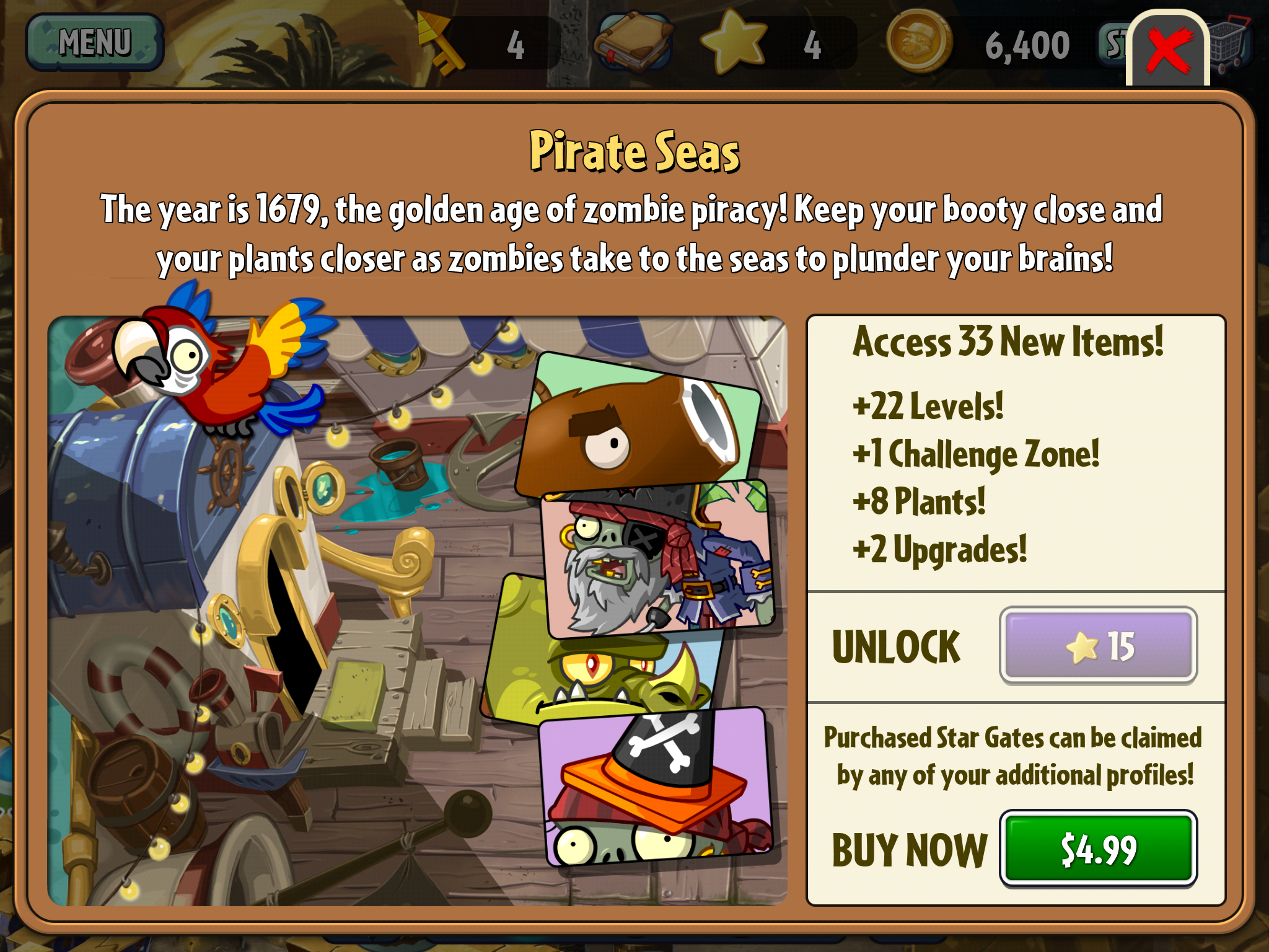 Et tu, PopCap: Plants Vs Zombies vs in-app purchases | PCWorld