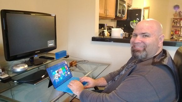 Surface RT with Jeff Roach