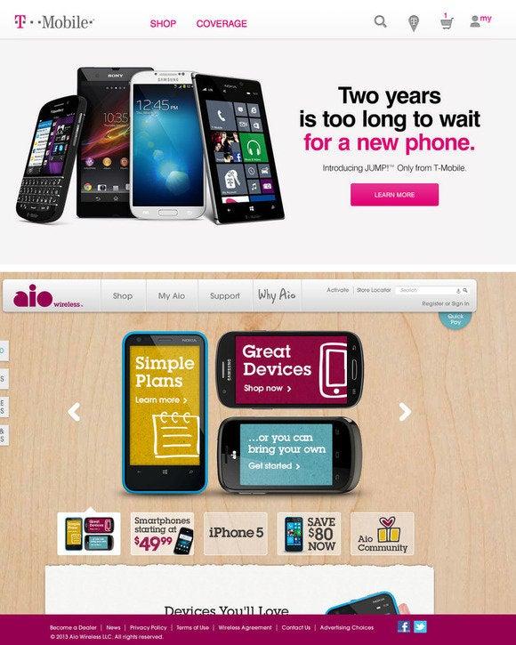T-Mobile Aio