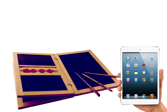 The evolution of classroom tech, from wax tablets to the iPad | PCWorld