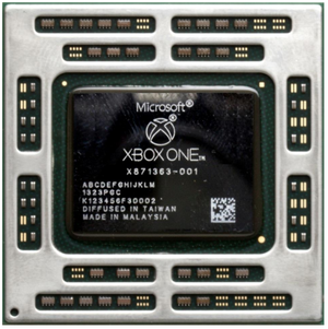 Xbox One chip