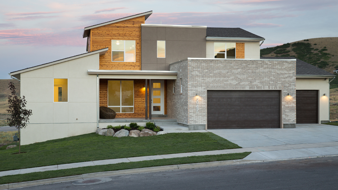 A floor to ceiling tour of america 39 s most energy efficient Cost to build a house in utah