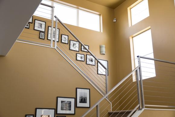 Zero Home interior