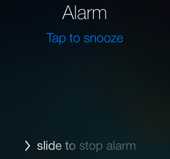 change snooze time on iphone get to ios 7 ios s other apps macworld 16784