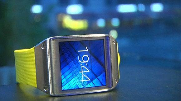 Samsung jumps on smartwatch bandwagon with Galaxy Gear ...