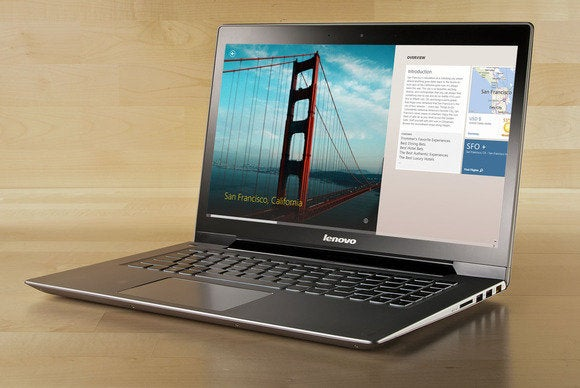 Lenovo IdeaPad U430 Touch review: A daily driver with all-day battery life | PCWorld