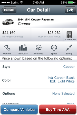 5 essential apps for buying a car pcworld for Aaa motor club phone number