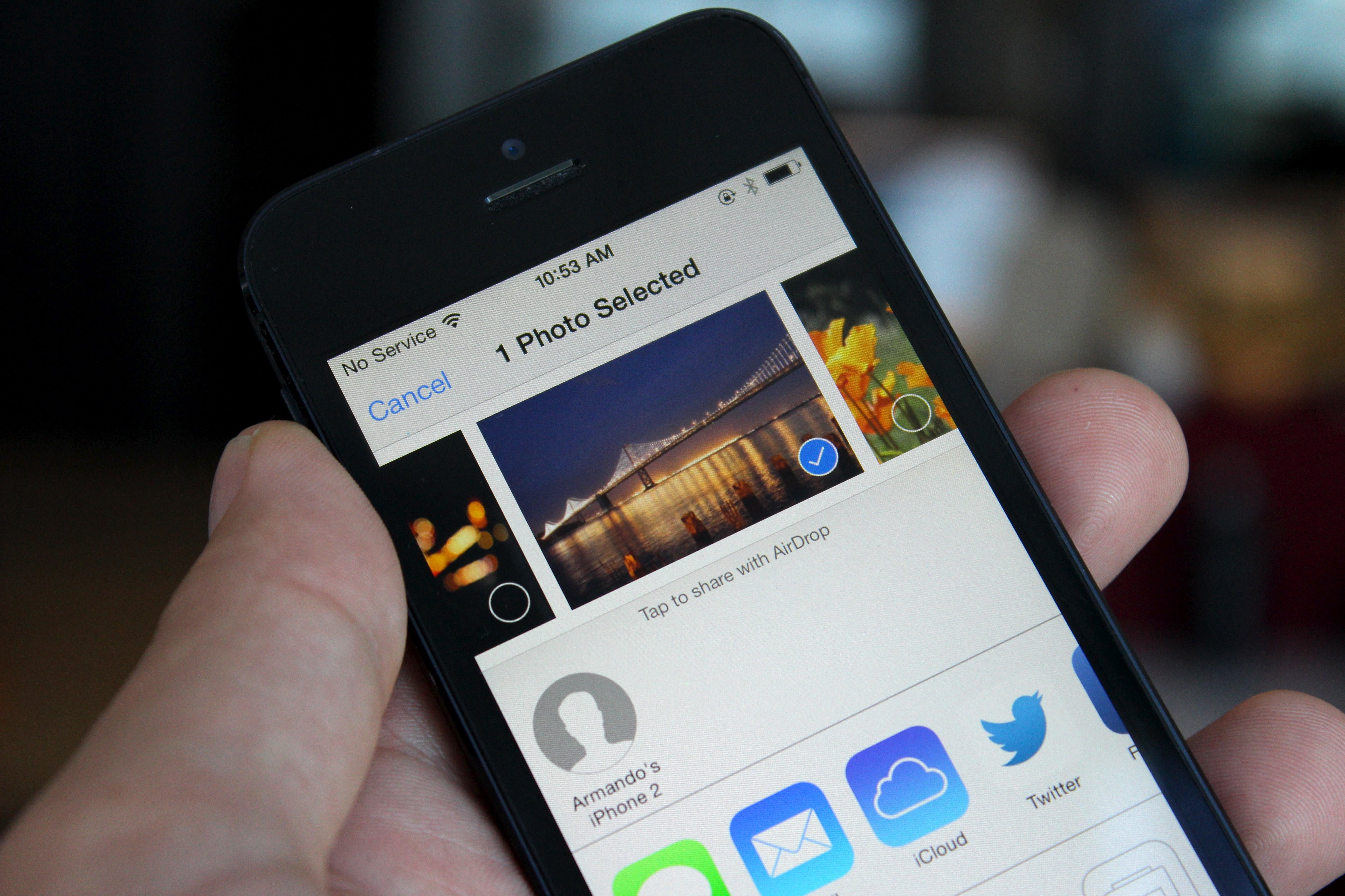 how to find videos on iphone picture