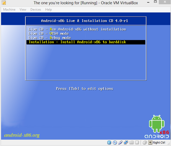 Hybrid hijinks: How to install Android on your PC