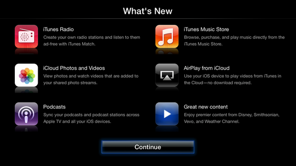 Hands-on with the Apple TV 6 0 update | Macworld