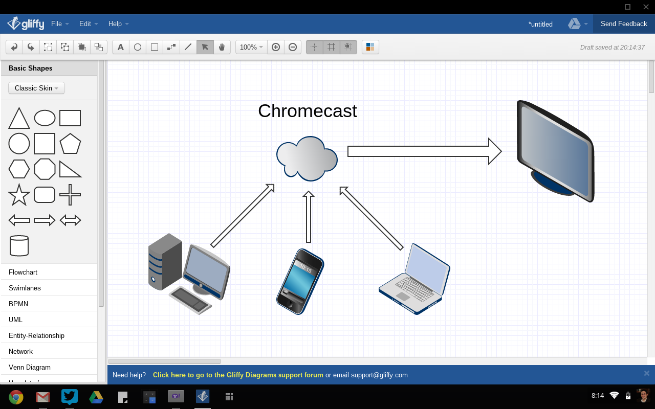 The new chrome apps we pick the best pcworld gliffy diagrams ccuart Image collections