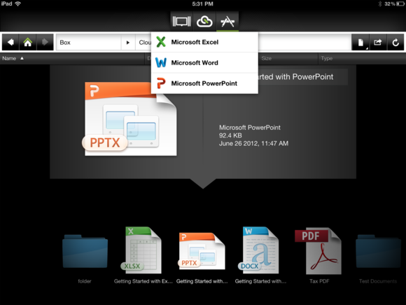 CloudOn's virtual Office moves from the app to the browser