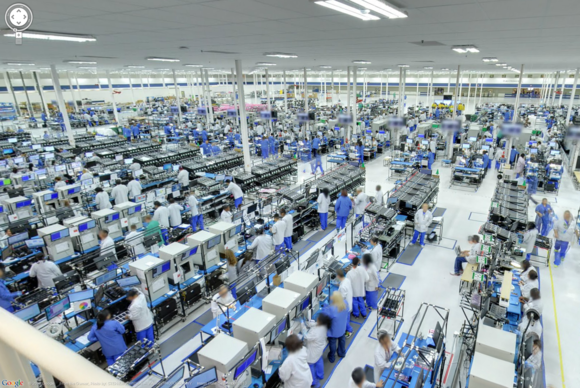 Made In The Usa Moto X Manufacturing Facility Opens Its