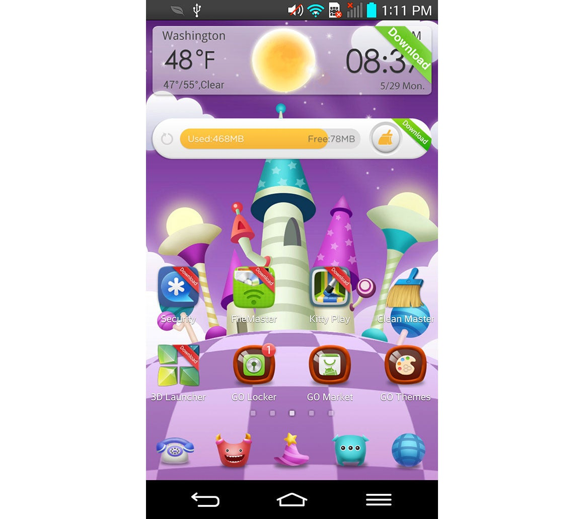 5 launcher apps to give your Android phone a fresh new look