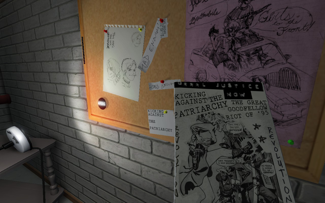 Gone Home review: Mac game is full of surprises—in all the