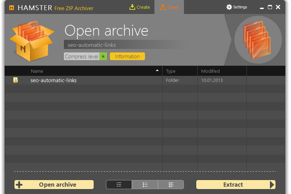5 free compression tools zip your files just dandy | PCWorld