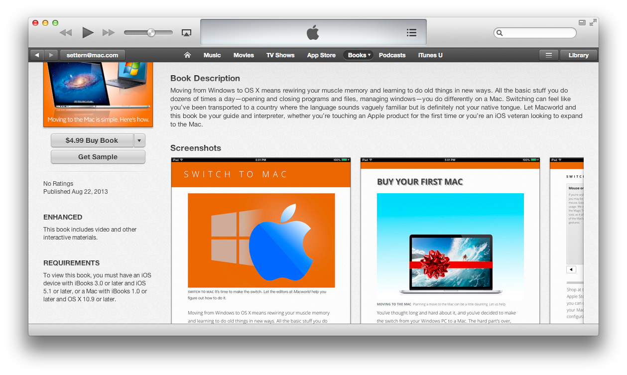 iBooks Author support for the iPhone should be on Apple\'s to-do ...