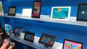 New tablets, convertibles