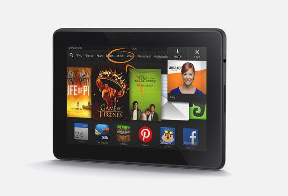 Kindle Fire Hdx 7 Inch Review Third Time S The Charm Pcworld