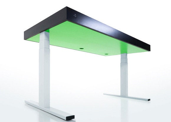 Stir's Kinetic Desk prompts you to take a stand | PCWorld