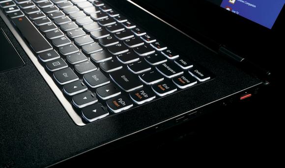 Lenovo Yoga 2 Pro keyboard