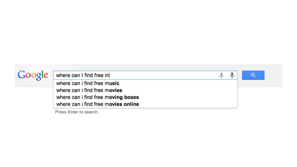 Exploring Google Search's tenuous relationship with pirated