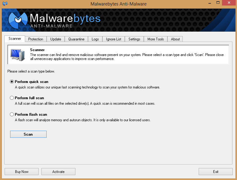 malwarebytes code activation