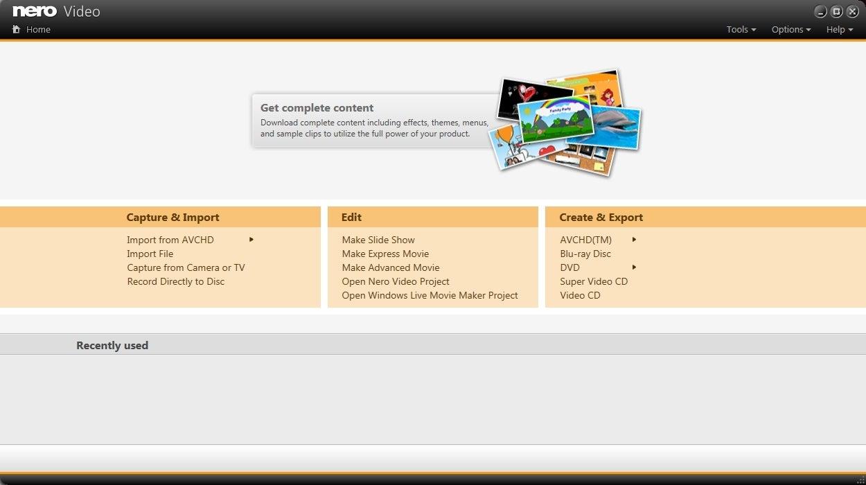 nero 2014 platinum free download with crack