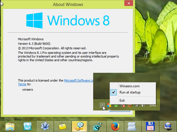 StartIsGone tool removes the Windows 8.1 Start button -- again